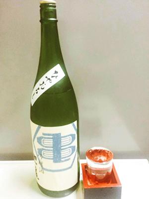 池亀酒造「ひやおろし 吟醸池亀」